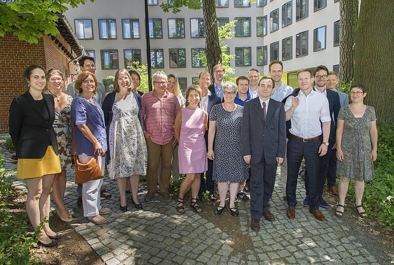 MEGA 9 Gruppenbild_Foto: T. Hölzel