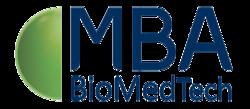 MBA Biotechnologie und Medizintechnik Logo